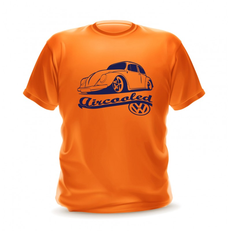 t-shirt orange cox
