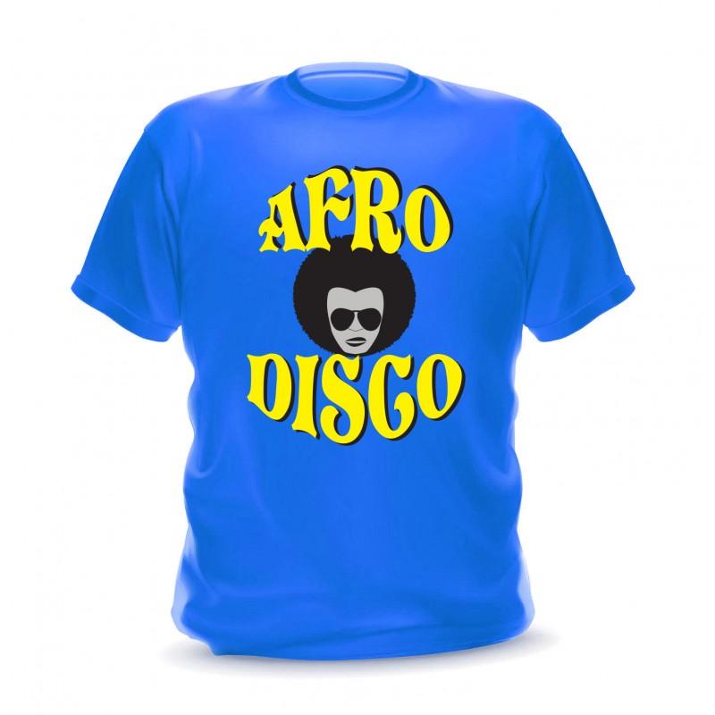 T-shirt pour homme afro disco