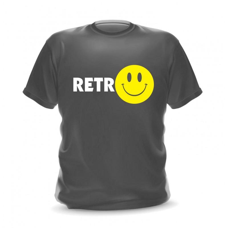 T-shirt rétro pour homme