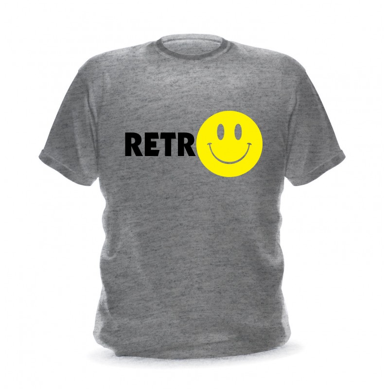 t-shirt rétro house