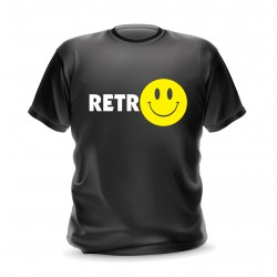 t-shirt acid retro house
