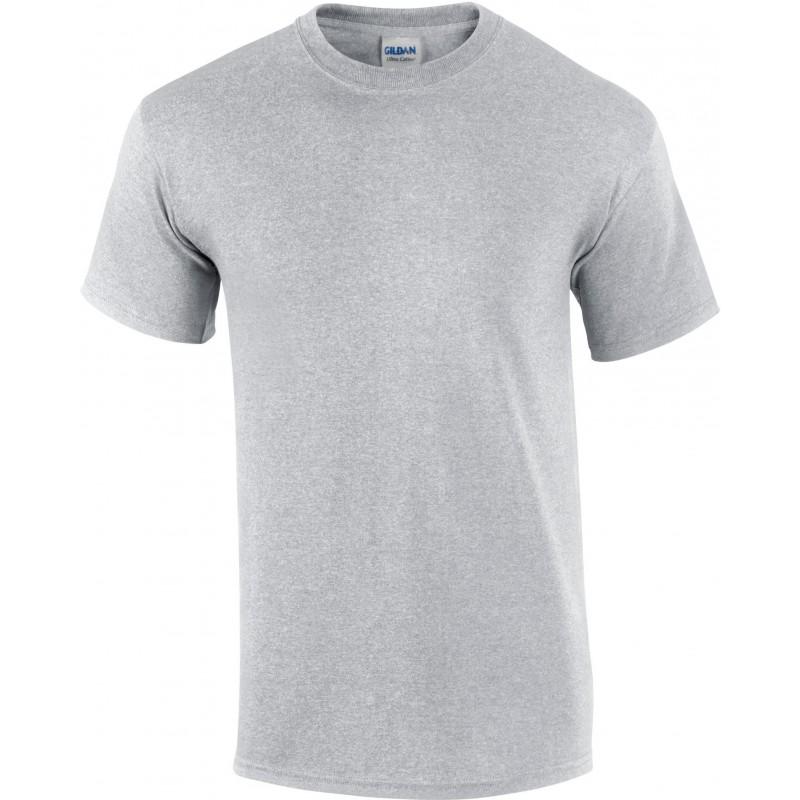T-shirt manches courtes Ultra sport grey pour homme