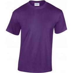T-shirt homme heavy cotton purple
