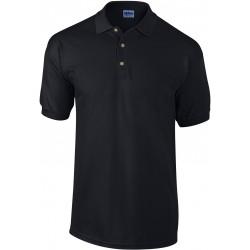 Polo manches courtes Ultra cotton noir pour homme