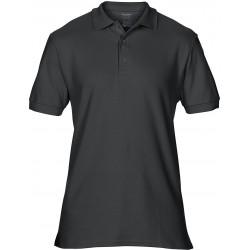 Polo homme premium noir