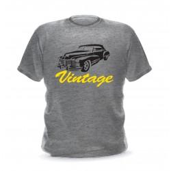 t-shirt vintage pour homme vieille voiture