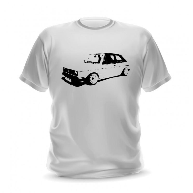 T-shirt golf cab