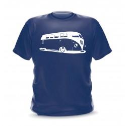 T-shirt pour homme vw combi van